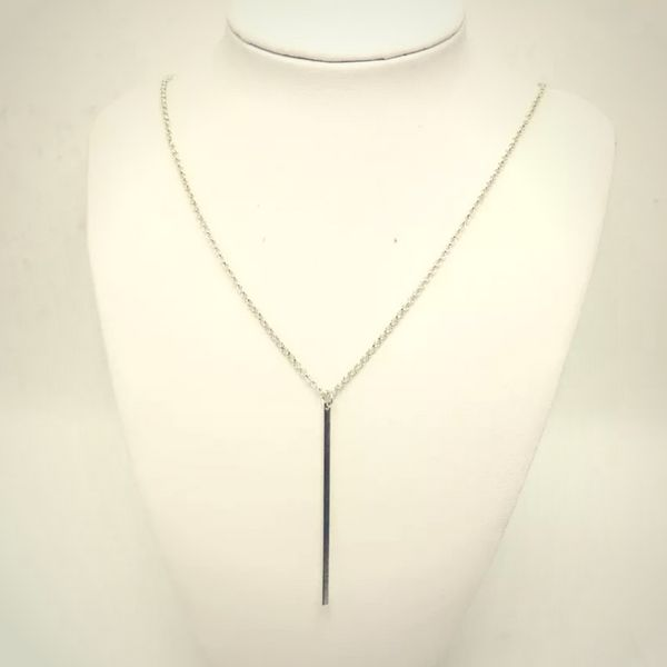 costume jewelry necklace zsnxybhckzkm xuping simple product swarovski plated china shape for gold bar from crystals women