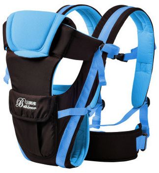 Portable Baby Sling Wrap Ergonomic Baby Carriers Backpacks Cotton