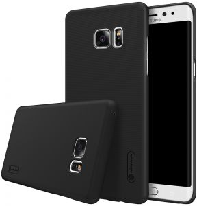 Nillkin Frosted Shield Back Cover For Samsung Galaxy Note FE, Black