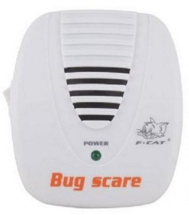 Mosquito Killer Electronic Ultrasonic Repels Rat Mouse Ant Roaches Spider Reject Insects Control Non-toxic Pest Repeller