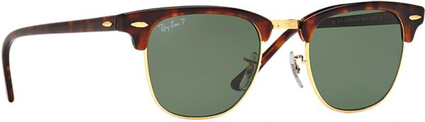 5e9fd5bb4c Ray-Ban Clubmaster Men s Sunglasses - RB 3016-990 58 - 51-21-145mm ...
