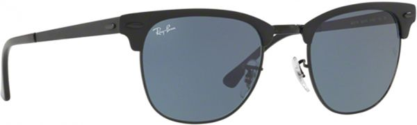 Ray-Ban Clubmaster Sunglasses - RB 3716-186/R5 - 51-21-145mm