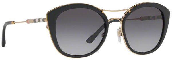 17259c3fff60 Burberry Cat Eye Women s Sunglasses - 4251Q-3001T3 - 53-20-140mm ...