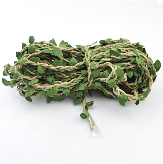سوق | تسوق 10m fake hanging plants silk ivy artificial leaf garlands