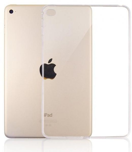 competitive price aed3c 29b9f Apple iPad Air 2/ IPad 6 TPU Silicone Clear Case Back Cover By Muzz