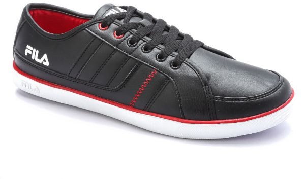 d1aa122643b5 Fila ML28 046 Fashion Sneakers For Men - Black Red