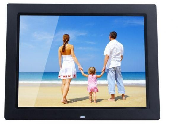 Souq 14inch Home Digital Photo Frames Black With Remote Controller
