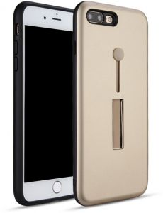 Huawei P Smart Cover With Compact Plastic Grip Gold Color