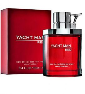 e14593a4f Yacht Man Red by Myrurgia for Men - Eau de Toilette, 100ml