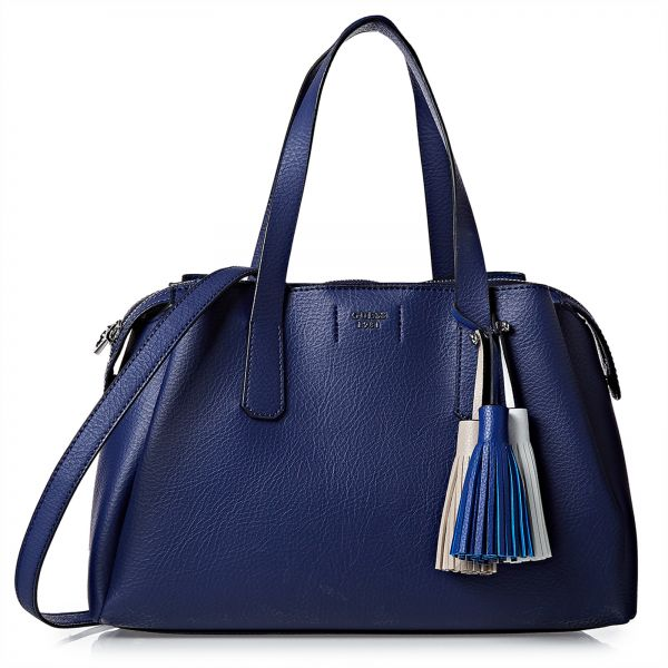 Guess Satchels Bag for Women - Blue  5019470764c65