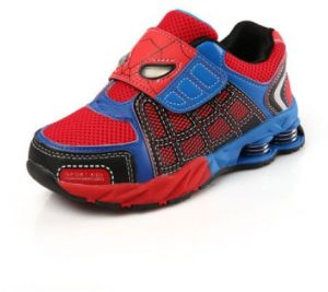 d9e13798f355b5 Spring and summer sports children Spider-Man net shoes boys Leisure  ventilation Spring shoes-ej