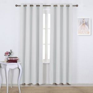 The Color Block Curtain Is Mainly Designed To Give People A Steady And Reliable Feeling Striped Pattern Makes Vintage Look Not Too