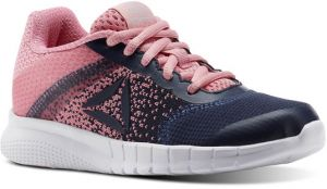 f9c43a73115 Reebok Instalite Ru Walking Athletic Shoes For Girls - Navy   Pink