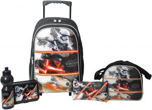 063c0ee39760 STAR WARS IMPERIAL PROMOTION TROLLEY BAG 18 inch