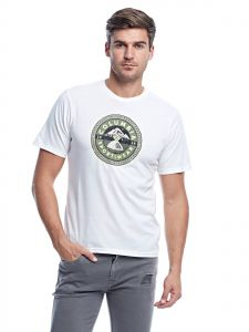 6e480c47cb6 Columbia Brightwoods Basin Short Sleeve Tee For Men