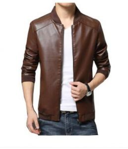 1673f1fe7c5 Bomber Jacket For Men - Brown