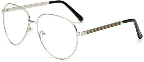5bfb0617ad2 Frame Eyewear Fashion Design Clear Lens Eyeglasses for Men and Women. by  Other