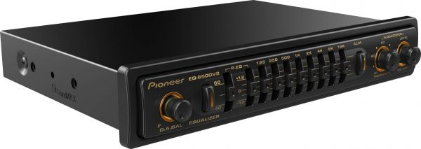 Pioneer EQ-6500V2 9-Band Parametric/Graphic Equalizer With Dual  Illumination (Zero Power)