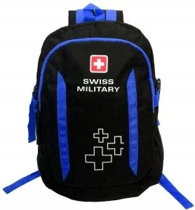 Swiss Military Polyester Laptop Backpacks LBP28