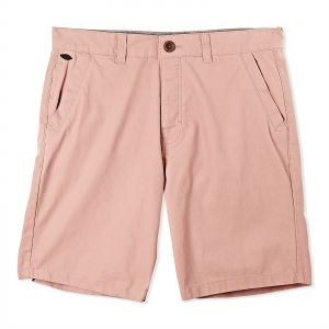 Tokyo Laundry 1G10732-36A Bermuda Shorts for Men - Old Rose 3d2aebb335f