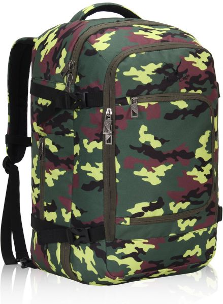 d335c6888ed0 Hynes Eagle Travel Backpack 40L Flight Approved Carry on Backpack