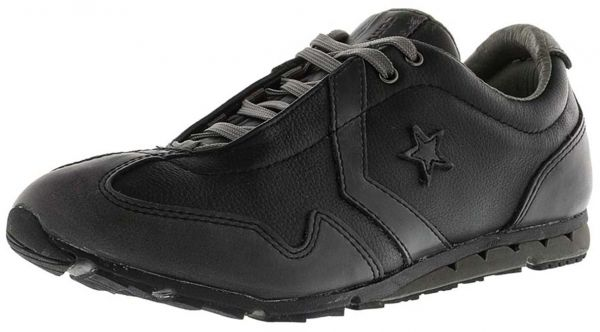 Converse Revival Ox Running Shoes for Women - Black  6600d2517