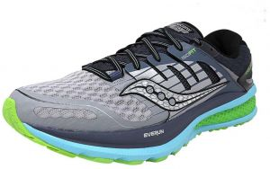 Saucony Triumph Iso 2 Running Shoes for Women - Grey b988770a4