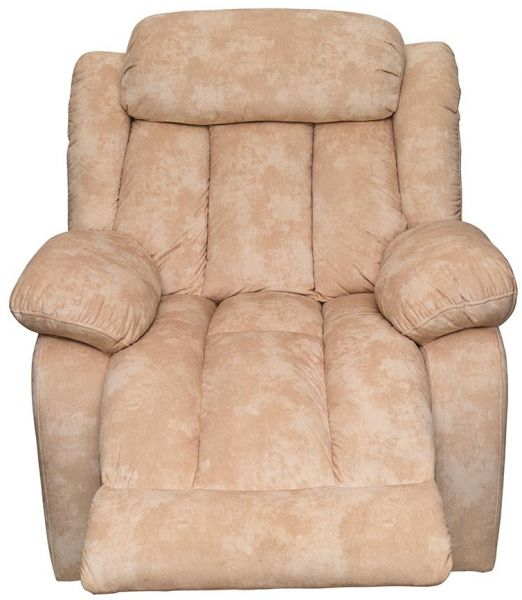 Zoy Single Seater Recliner Sofa Cream Color Souq Uae