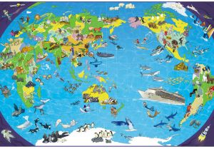750 x 500 mm 1000 pcs Large The World Map Puzzle Kids Wooden Toys Children  Early Learning Education toys Map of World jigsaw Puzzle-ej