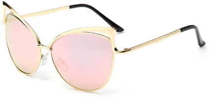 127ac0d1a6 ... Cat eye style sunglasses Beach pink sunglasses Fashion ornamental  sunglasses. by Other