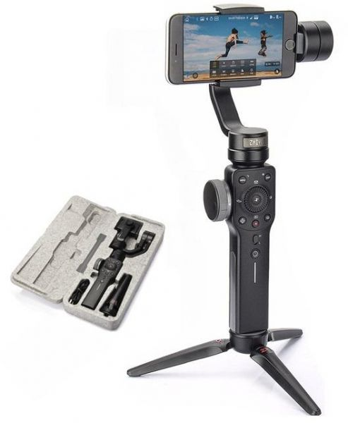 ZHIYUN Official Smooth 4 3-Axis Handheld Gimbal Portable Stabilizer