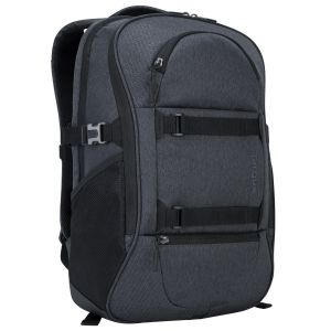 ee305bae66f Targus Urban Explorer Backpack for 15.6-Inch Laptop, Charcoal (TSB898US)