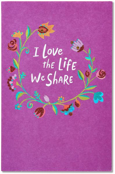 American greetings life we share romantic greeting card with this item is currently out of stock m4hsunfo