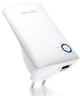 TP-LINK TL-WA850RE 300Mbps Universal Wireless N WiFi Range Expand Extender Booster Signal Indicator - White