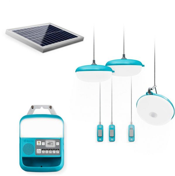 BioLite Solar Home 620 Portable Off-Grid Solar Lighting System
