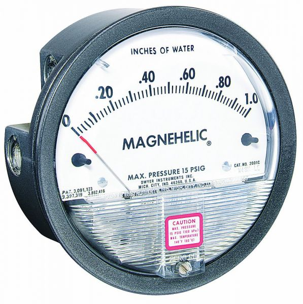 Souq   Dwyer Magnehelic Series 2000 Differential Pressure Gauge ...