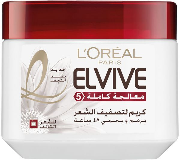 how to use l oreal elvive styling hair cream