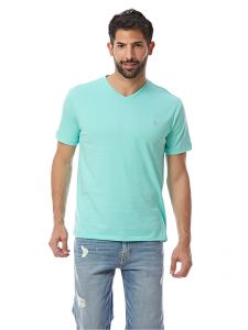 Polo Ralph Lauren Custom Fit T - Shirt for Men - Green