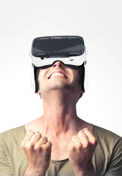 Z4 VR Huawei Mate 10 Pro Glasses Virtual Reality Headset 3D Cardboard VR Box with Built-in Headset and Remote Control 120 Degree Wide Vision