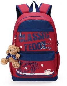 04c1d9fde55b Stylish Casual Cartoon Classic Teddy Large Capacity Children School Backpack