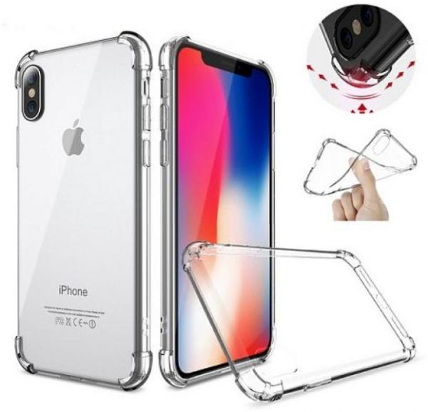 the best attitude dac09 d1f5b Anti Burst Shock-Proof King Kong Armor Super Protection Gel case For iPhone  X