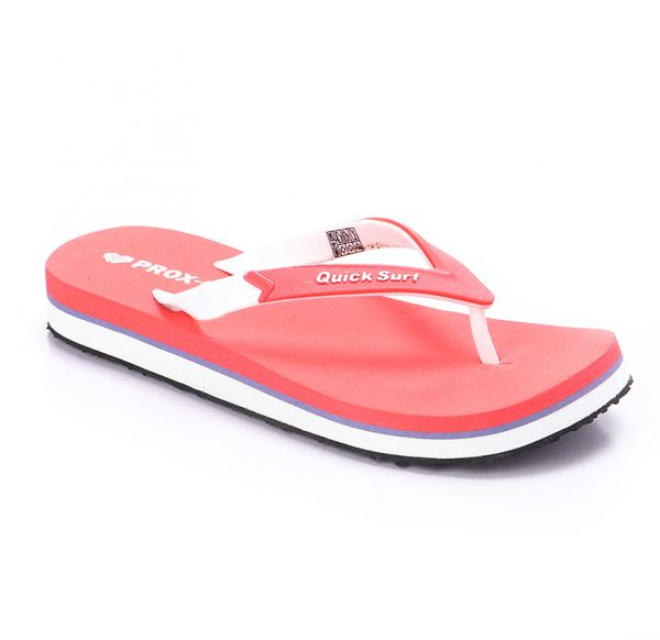 68da457a2080 Quick Surf 999 Red Flip Flop For Women