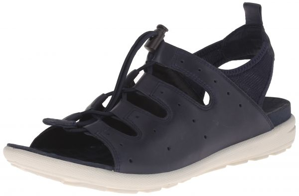 ECCO Footwear Womens Jab Toggle Dress Sandal Marine 41 EU/10-10.5 M US