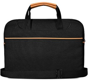 8d6231bc8 XOOMZ Fabric Portable Laptop Case with Handle for 13 inch Macbook - Black