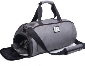 6886a8cc74 Waterproof Men Sports Gym Bags Leisure Yoga Fitness Bag Women Travel  Handbag Training Duffle Bag-xx