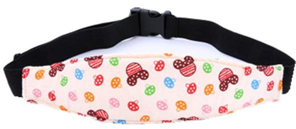 1 Pcs Car Seat Neck Relief Head Strap Safety Stroller Toddler