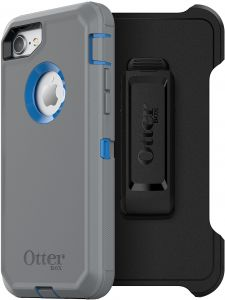 OtterBox DEFENDER SERIES Case for iPhone 8 & iPhone 7 (NOT Plus) 77-55148