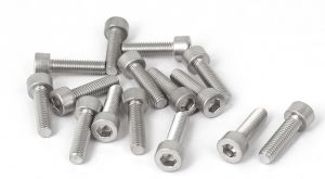 Hard-to-Find Fastener 014973172527 Class 10.9 Hex Cap Screws Piece-15 6mm-1.00 x 50mm