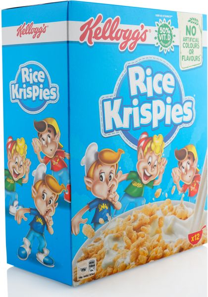 Kellogg's Rice Krispies - 375 gm