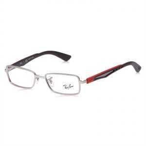 ca6d9450b82 Rayban Rectangle Men s Reading Glasses - Clear
